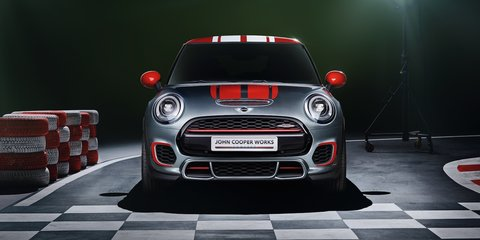 Mini John Cooper Works concept previews new-generation hot-hatch