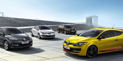 Renault: New Cars 2014