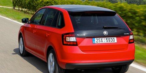 Skoda: New Cars 2014