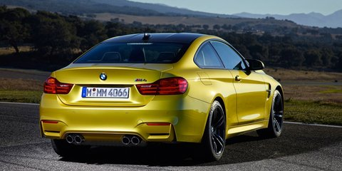 BMW M3 and M4 revealed in leaked images