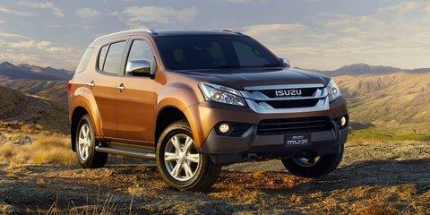 Isuzu: New Cars 2014