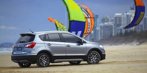 Suzuki S-Cross: special offer cuts price to $23,990 driveaway