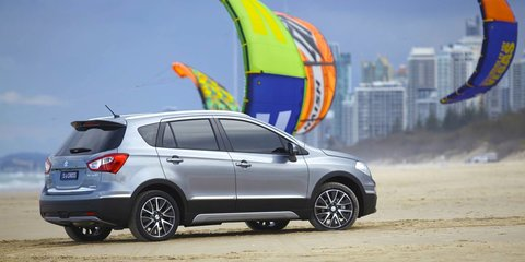 Suzuki S-Cross: special offer cuts price to $23,990 driveaway