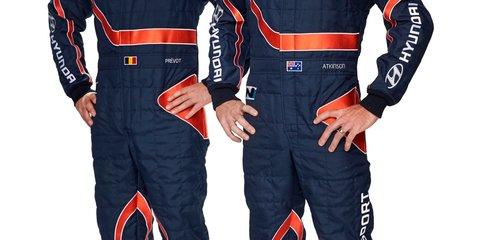 Hyundai's Chris Atkinson confirmed for Rally Mexico