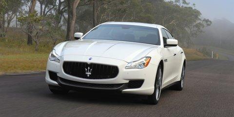 2014 Maserati Quattroporte Review