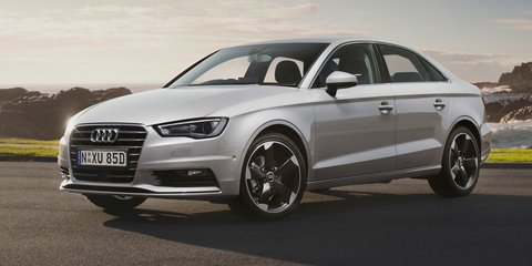 Audi A3 Sedan to launch from $39,800