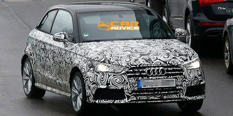 Audi S1 : hot-hatch confirmed for 2014 production as 2.0-litre turbo quattro