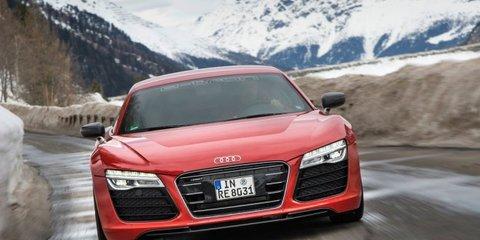 Audi R8 won't go turbo any time soon