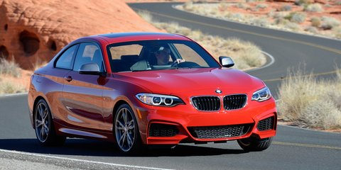 BMW M235i xDrive Coupe announced, ruled out for Australia