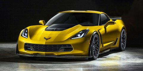 Corvette E-Ray trademark surfaces: hybrid hero coming?