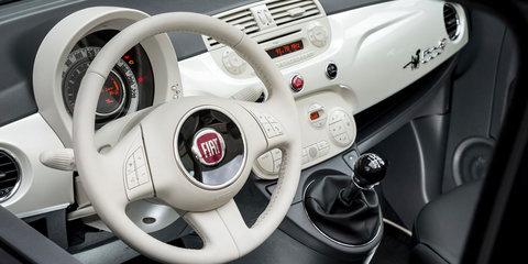 Fiat 500 : La Petite Robe Noire special edition revealed