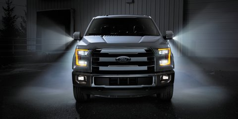 Ford F-150 not wanted in Australia