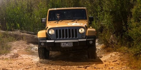 Jeep Wrangler Freedom : army-inspired special edition from $35,000