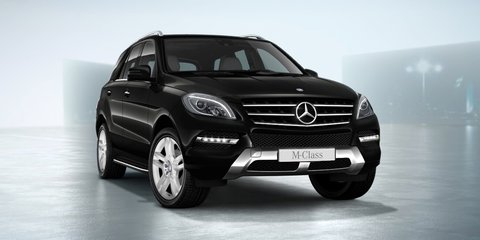 Mercedes-Benz ML250 BlueTec : $90,400 Special Edition ups comfort, convenience, safety