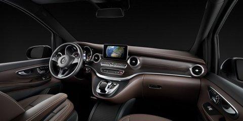 2015 Mercedes-Benz V-Class revealed