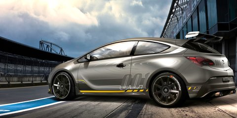 Opel Astra OPC Extreme : fastest street-legal Astra headed for production