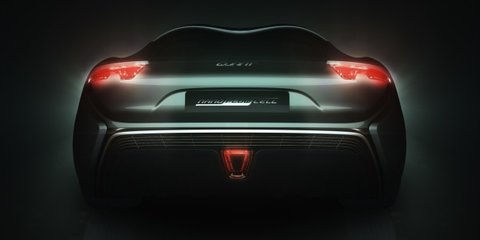 Quant e­-Sportlimousine: future technology-powered concept teased ahead of Geneva