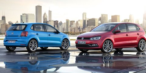 Volkswagen Polo facelift revealed : three-cylinder engines join new looks, technology