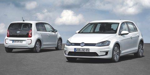 Volkswagen to debut new EV in Paris - report