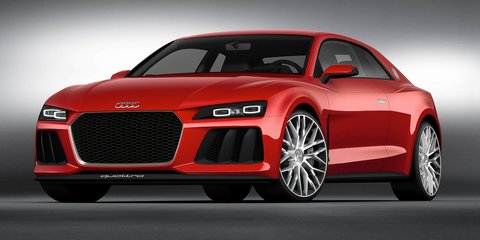 Audi Sport to double RS range by 2018 - report