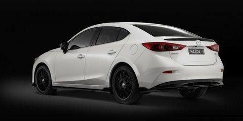Mazda 3 : Kuroi pack sports up small car