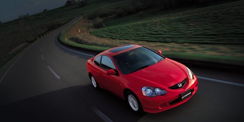 2003 HONDA INTEGRA LUXURY Review
