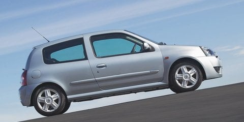 2003 RENAULT CLIO SPORT Review