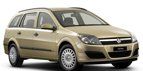 2006 HOLDEN ASTRA CD Review