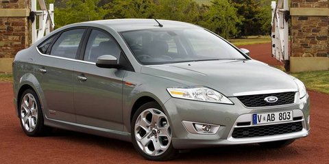 2008 FORD MONDEO XR5 TURBO Review