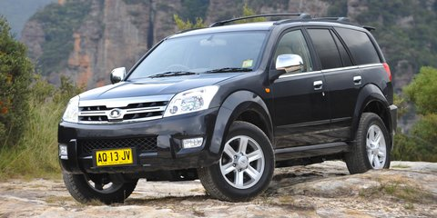 2010 GREAT WALL MOTORS X240 (4x4) Review