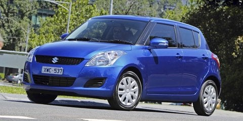 2013 SUZUKI SWIFT GA Review