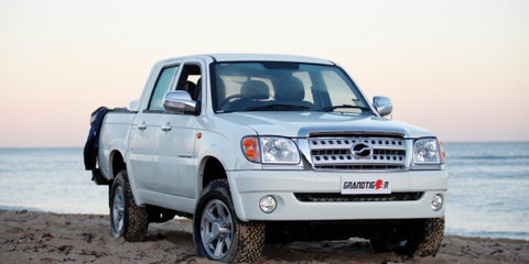 2013 ZX AUTO GRAND TIGER (4x4) Review