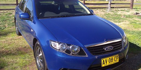 2008 Ford Falcon XT Review