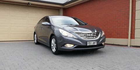 2010 Hyundai i45 Elite Review