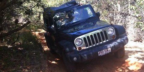 2012 Jeep Wrangler Unlimited Sport Review