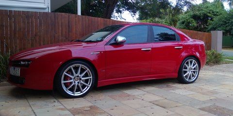 2009 Alfa Romeo 159 2.4 JTD Ti Review