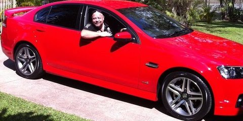 2011 Holden Commodore SV6 Review