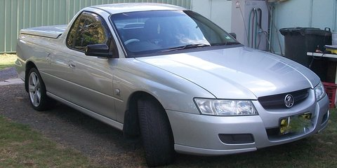2005 Holden Commodore Storm Ute Review