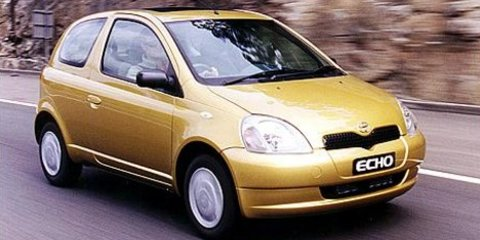 2000 Toyota Echo Review