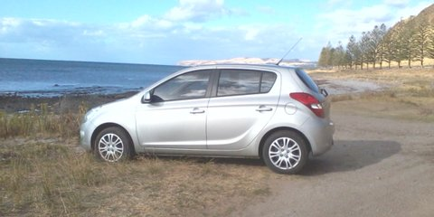 2011 Hyundai i20 Active Review