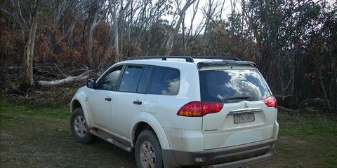 2012 MITSUBISHI CHALLENGER (4x4) Review