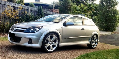 HOLDEN ASTRA SRi 2007 Review