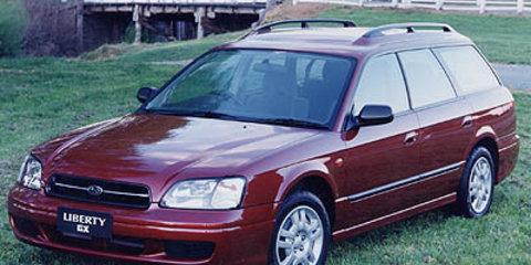 2000 SUBARU LIBERTY GX (AWD) Review