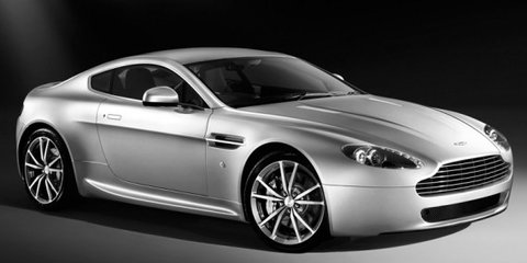 2011 ASTON MARTIN V8 VANTAGE Review