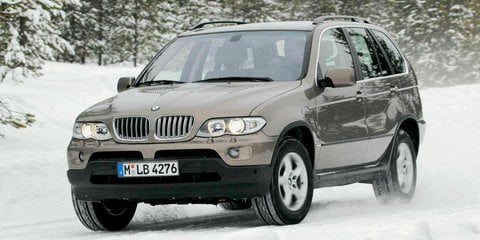 2006 BMW X5 3.0d Review
