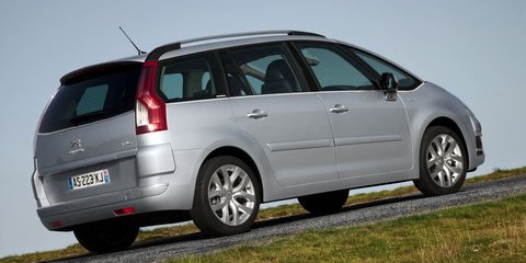 2009 CITROEN C4 PICASSO HDI Review