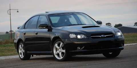 2005 SUBARU LIBERTY Review