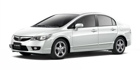 2010 HONDA CIVIC LIMITED EDITION Review