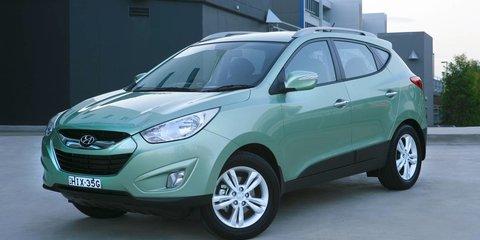 2012 HYUNDAI iX35 ELITE (AWD) Review