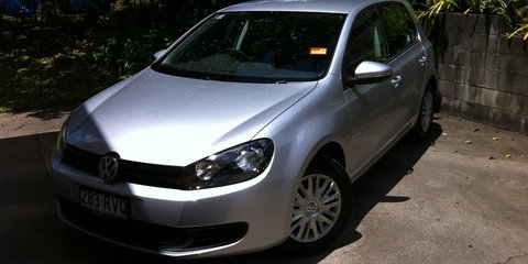 2011 VOLKSWAGEN GOLF 77 TSI Review